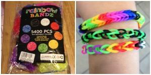 rainbow bandz giveaway