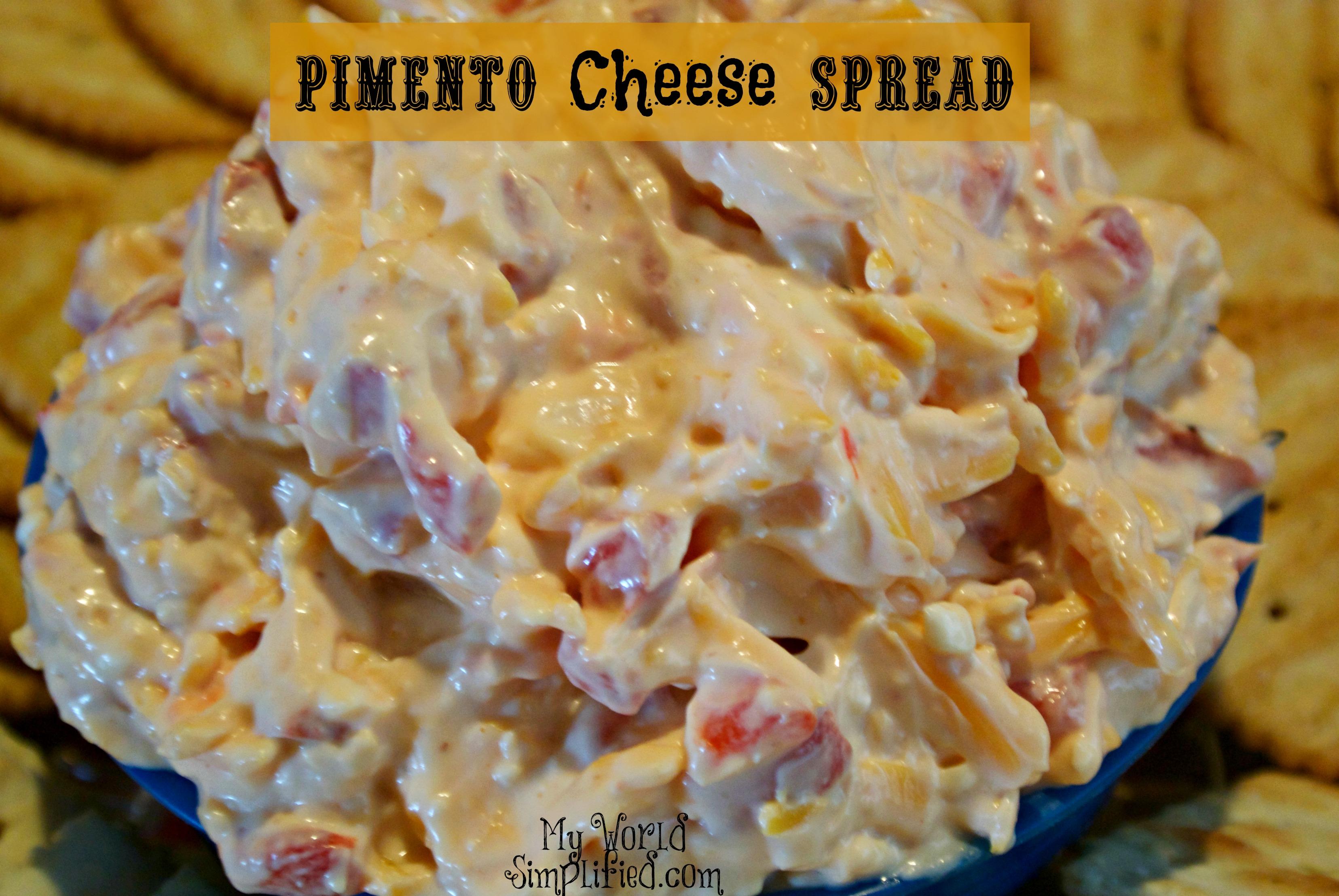 Pimiento Cheese Spread Recipe — Dishmaps